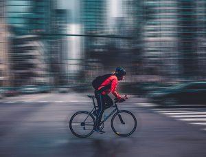 Cyclist employee benefits