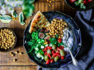 Ramadan Feast Food